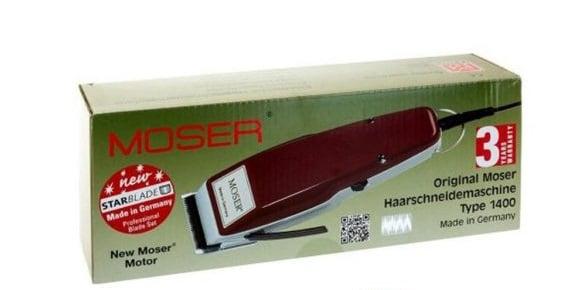 ماشین اصلاح موی سر و صورت موزر مدل 0050-1400
