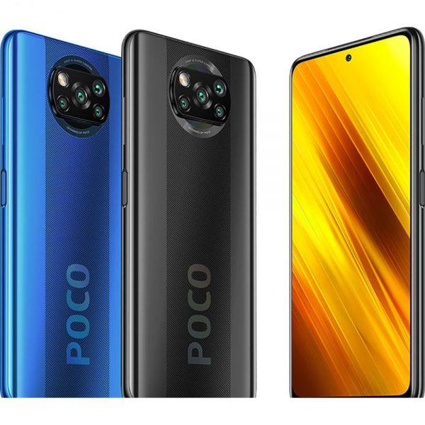 گوشی موبایل شیائومی مدل POCO X3