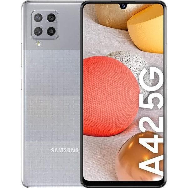 گوشی موبايل سامسونگ مدل Galaxy A42 5G ظرفیت 128 گیگابایت رم 6