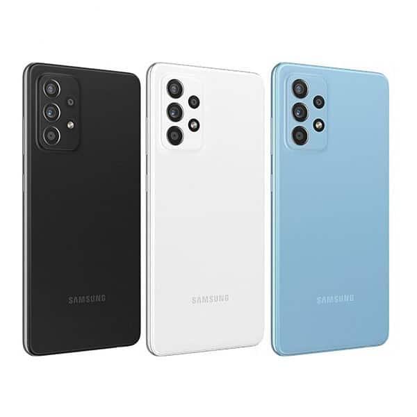 گوشی موبایل سامسونگ مدل A52 ظرفیت 128 گیگابایت و رم 8 گیگابایت